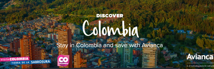 Hilton Honors Colombia Avianca Sale August 2018