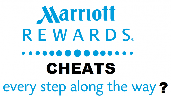 Reader Question Marriott Rewards Cheats