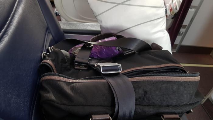 Strapped Bag 1