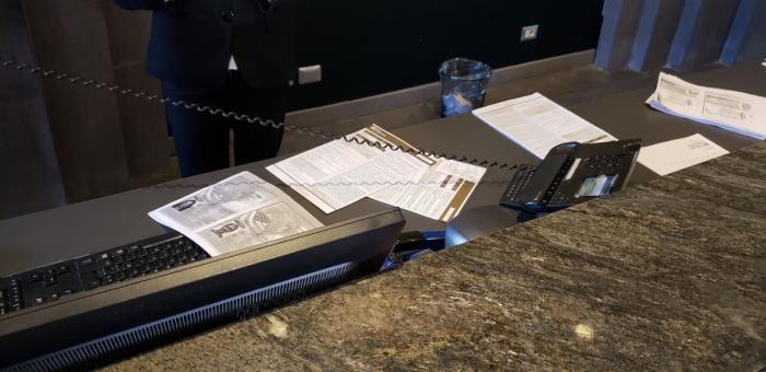 Compensation Clinic Hilton Garden Inn Cuzco Passports