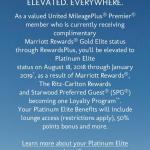 Marriott Rewards & United Airlines MileagePlus U