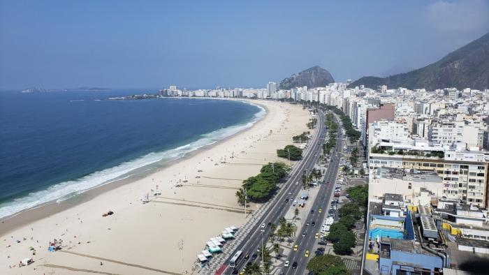 Hilton Honors Giveaway Copacabana