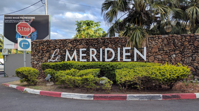Le Meridien Tahiti Exits Marriott System On October 15, 2018 To Become Sofitel