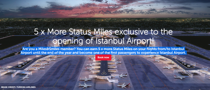 Turkish Airlines Miles&Smiles Status Miles Campaign Fall 2018