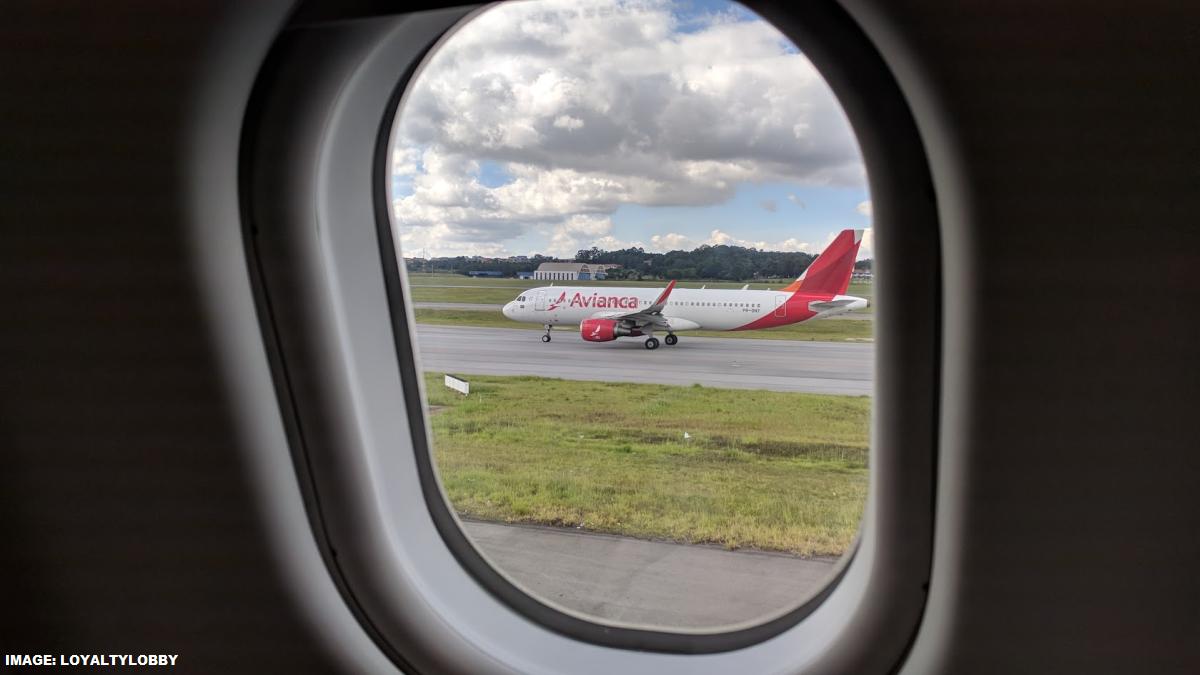Avianca Brazil Plane