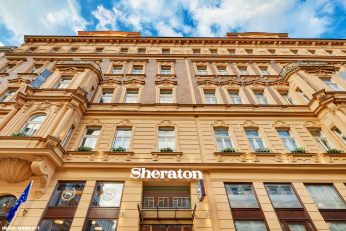 Sheraton Prague