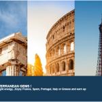 Le CLub AccorHotels Mediterranean Winter 2019 Triple Points