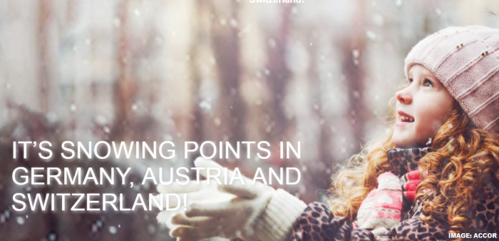 Le Club AccorHotels Germany Austria Switzerland Triple Points