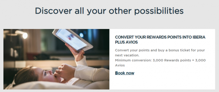Le Club AccorHotels Iberia Plus Avios Conversion Ratio