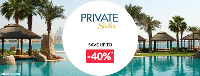 Le Club AccorHotels Private Sales January 1 2019