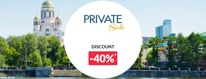Le Club AccorHotels Private Sales January 15 2019