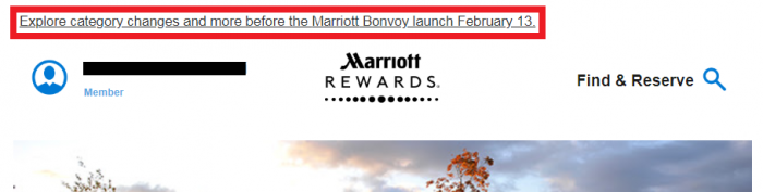 Your Marriott Bonvoy Checklist Is Here Email Headline