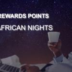 Le Club AccorHotels Africa 1.000 Bonus Points