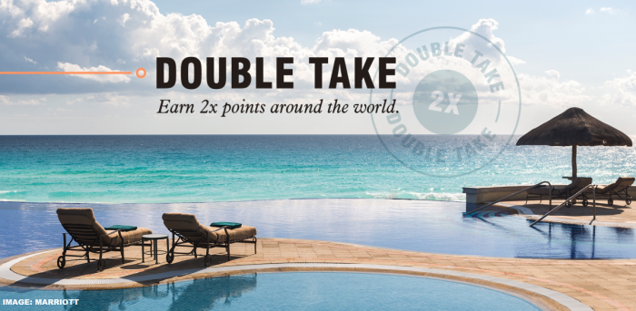 Marriott Bonvoy Double Take Spring 2019