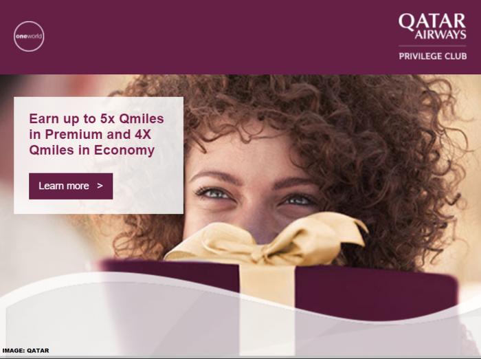 Qatar Airways Privilege Club Bonus Qmiles Extension