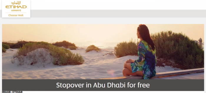Etihad Airways Free Two Night Abu Dhabi Stopover April 21