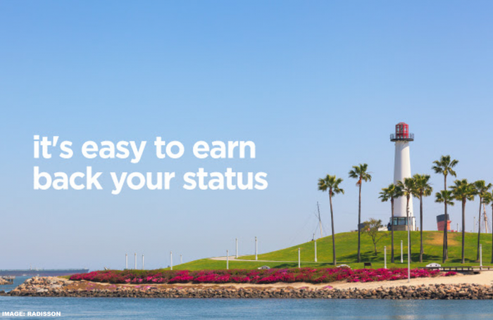 Radisson Rewards Status Fast Track Offers Spring 2019