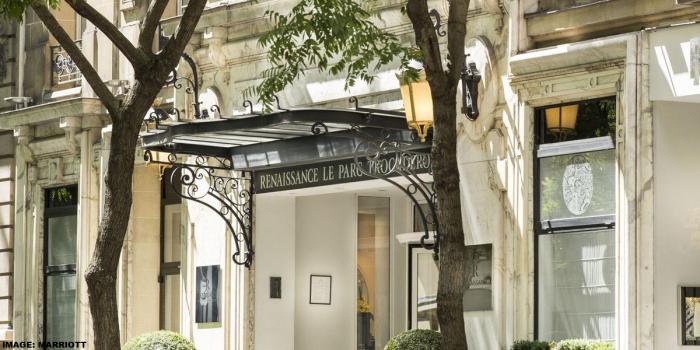 Renaissance Le Parc Trocadero