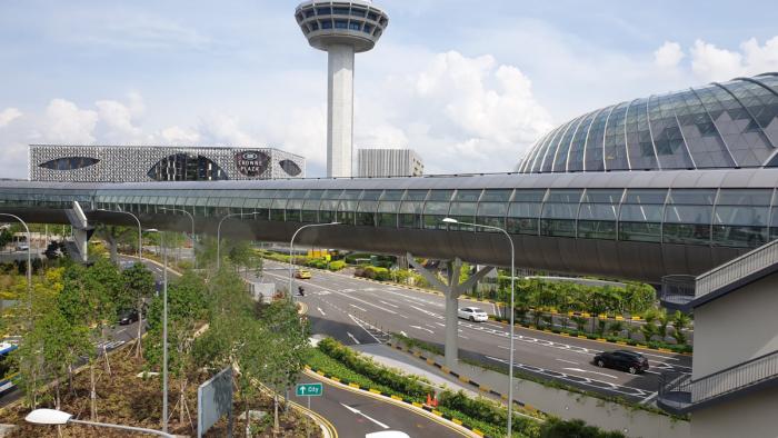 Singapore Changi Jewel Crowne Plaza