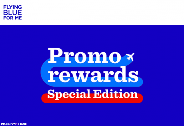 Air France - KLM Flying Blue Special Promo Awards May 2019