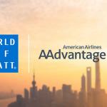 American Airlines AAdvantage - World of Hyatt