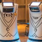 Fabulous Fridays Hotel Robots