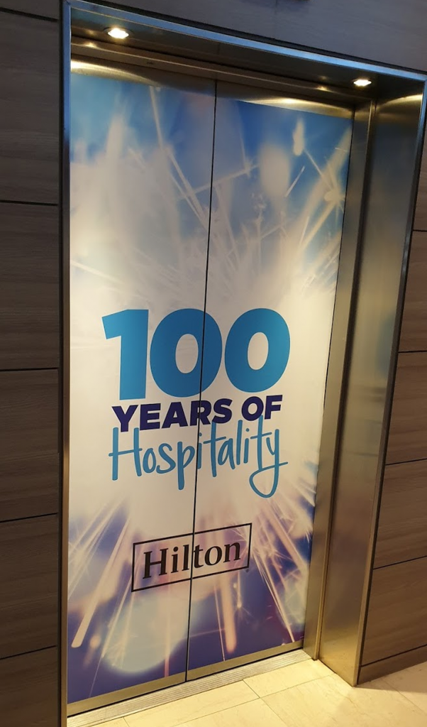 Hilton 100 Years Of Hospitality More 2