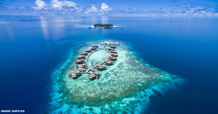 Le Club AccorHotels Raffles Maldives