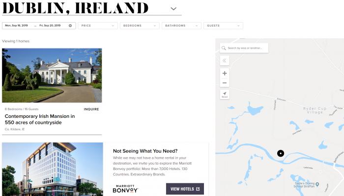 Marriott Bonvoy Homes & Villas Dublin