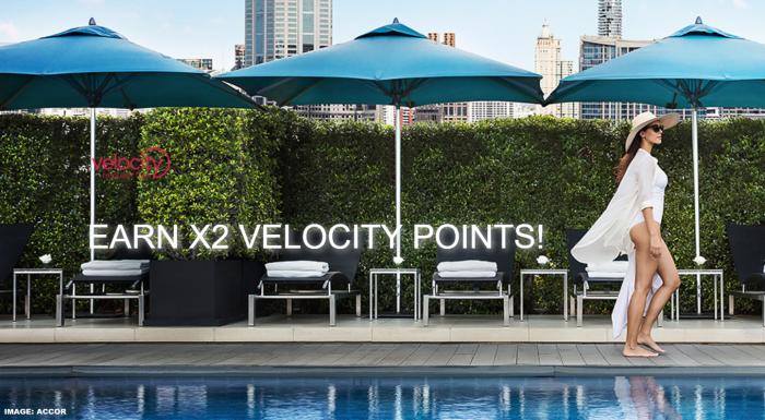 Le Club AccorHotels Virgin Australia Velocity Bonus Summer 2019