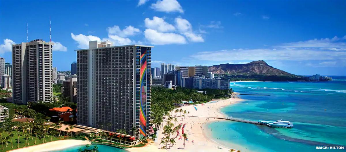 Hilton Hawaiian Village New