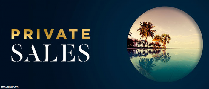 Le Club AccorHotels Private Sales July 2 2019