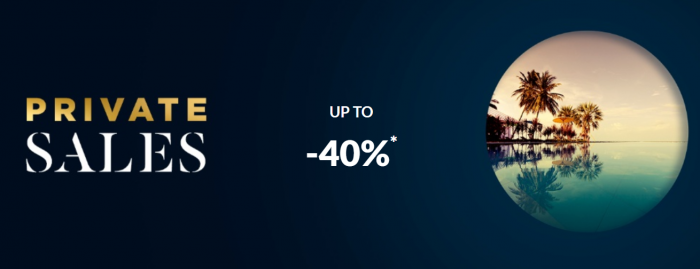 Le Club AccorHotels Private Sales July 30 2019