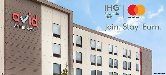IHG Rewards Club Avid Hotels Sign Up Offer