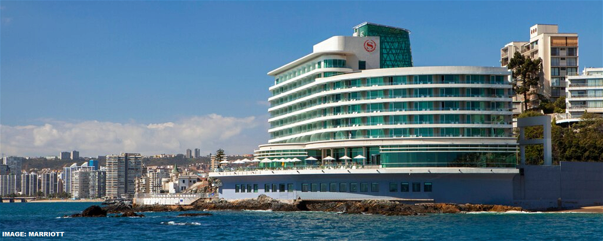 Sheraton Miramar Vina Del Mar Chile