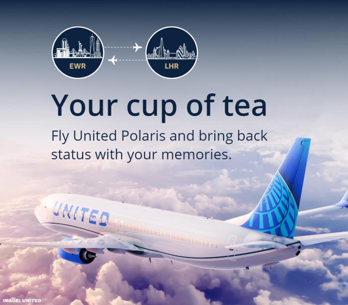 United Airlines MileagePlus Polaris Status Promotion