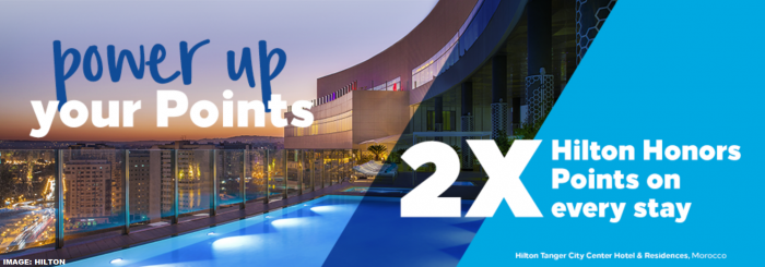 Hilton Honors Double & Triple Fall 2019