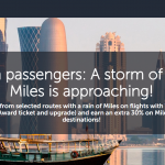Turkish Airlines Miles&Smiles October 2019 Specials