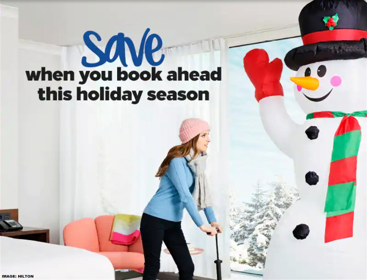 Hilton Honors Holiday Discount 2019