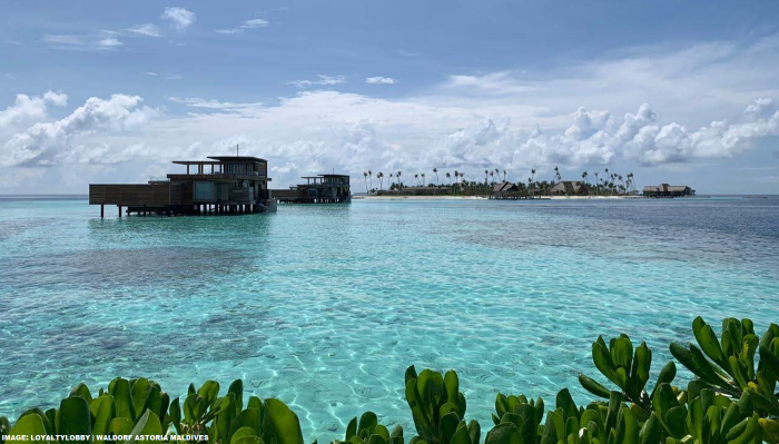 Waldorf Astoria Maldives Private Villas