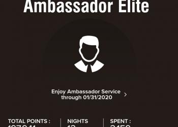 Ambassador Downgrade