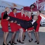 Virgin Atlantic Richard Branson