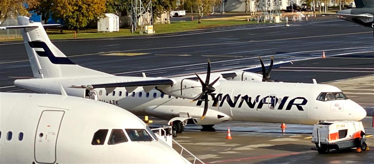 Finnair Norra
