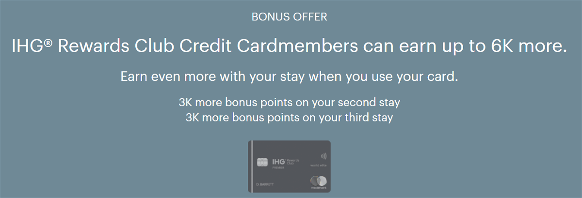 Ihg Rewards Up To Triple Points May 15 August 16 2021 Loyaltylobby